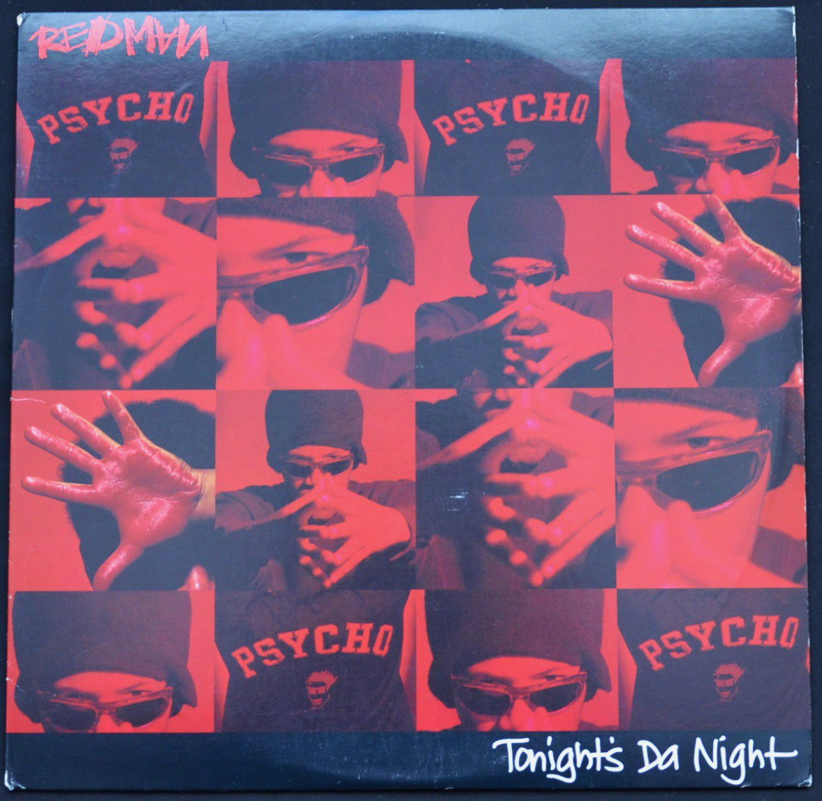 REDMAN / TONIGHT'S DA NIGHT / I'M A BAD / RATED