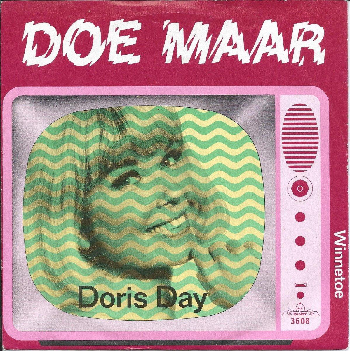 DOE MAAR / DORIS DAY / WINNETOE (7