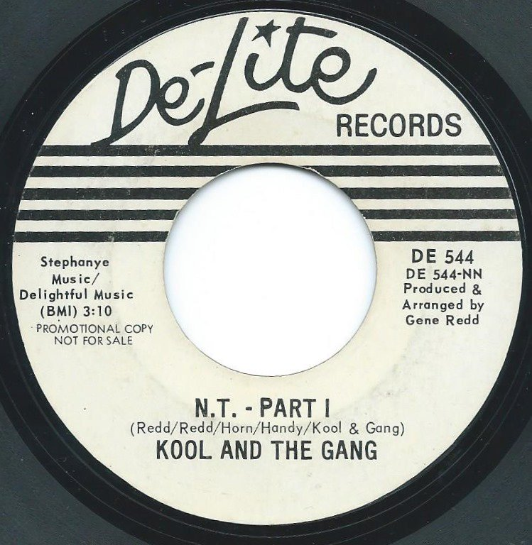 KOOL AND THE GANG / N. T. (PARTI & II) (7