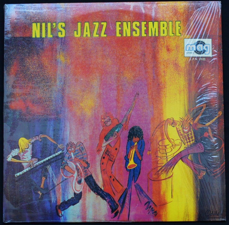 NIL'S JAZZ ENSEMBLE / NIL'S JAZZ ENSEMBLE (LP)