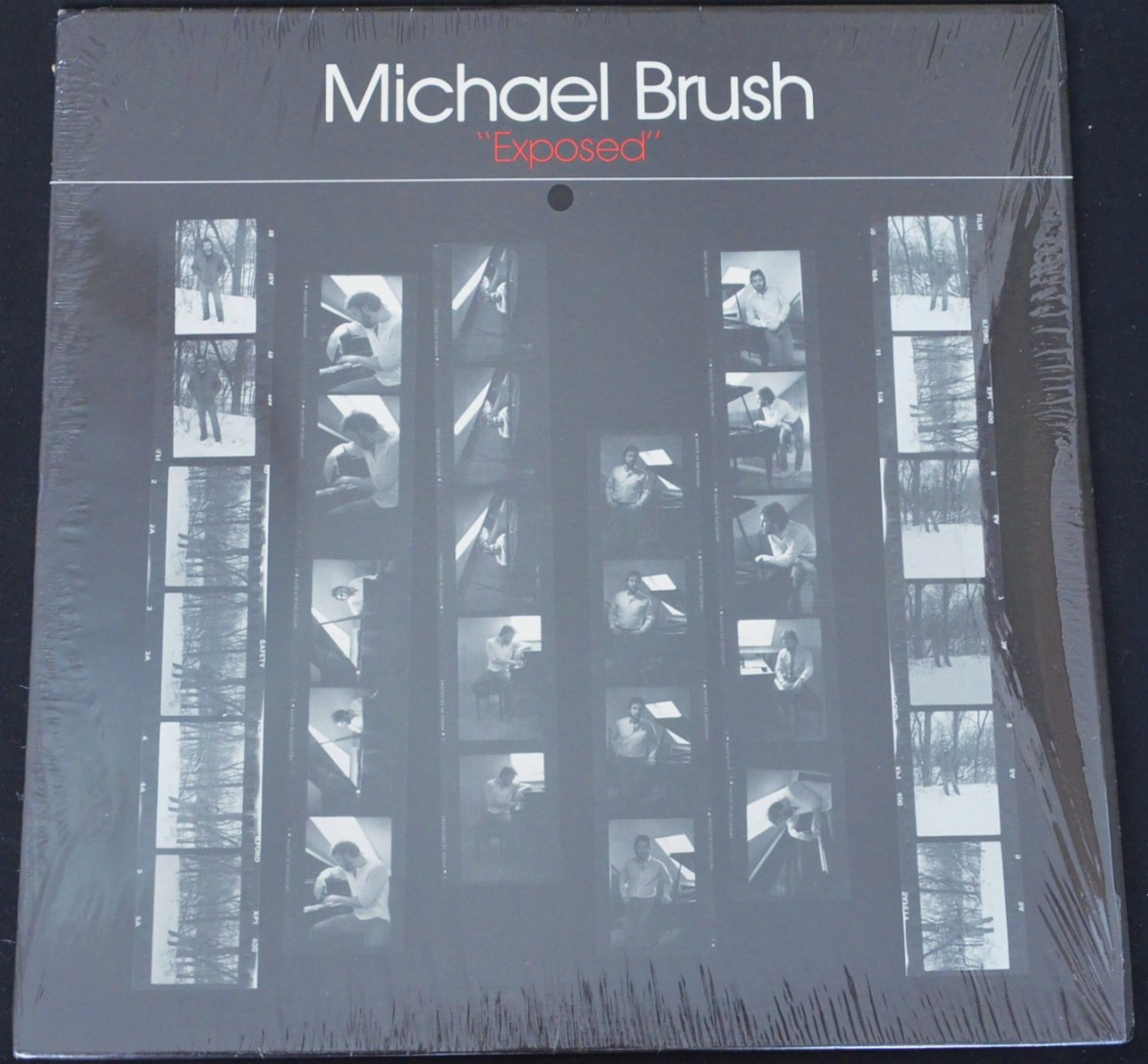 MICHAEL BRUSH / EXPOSED (LP)