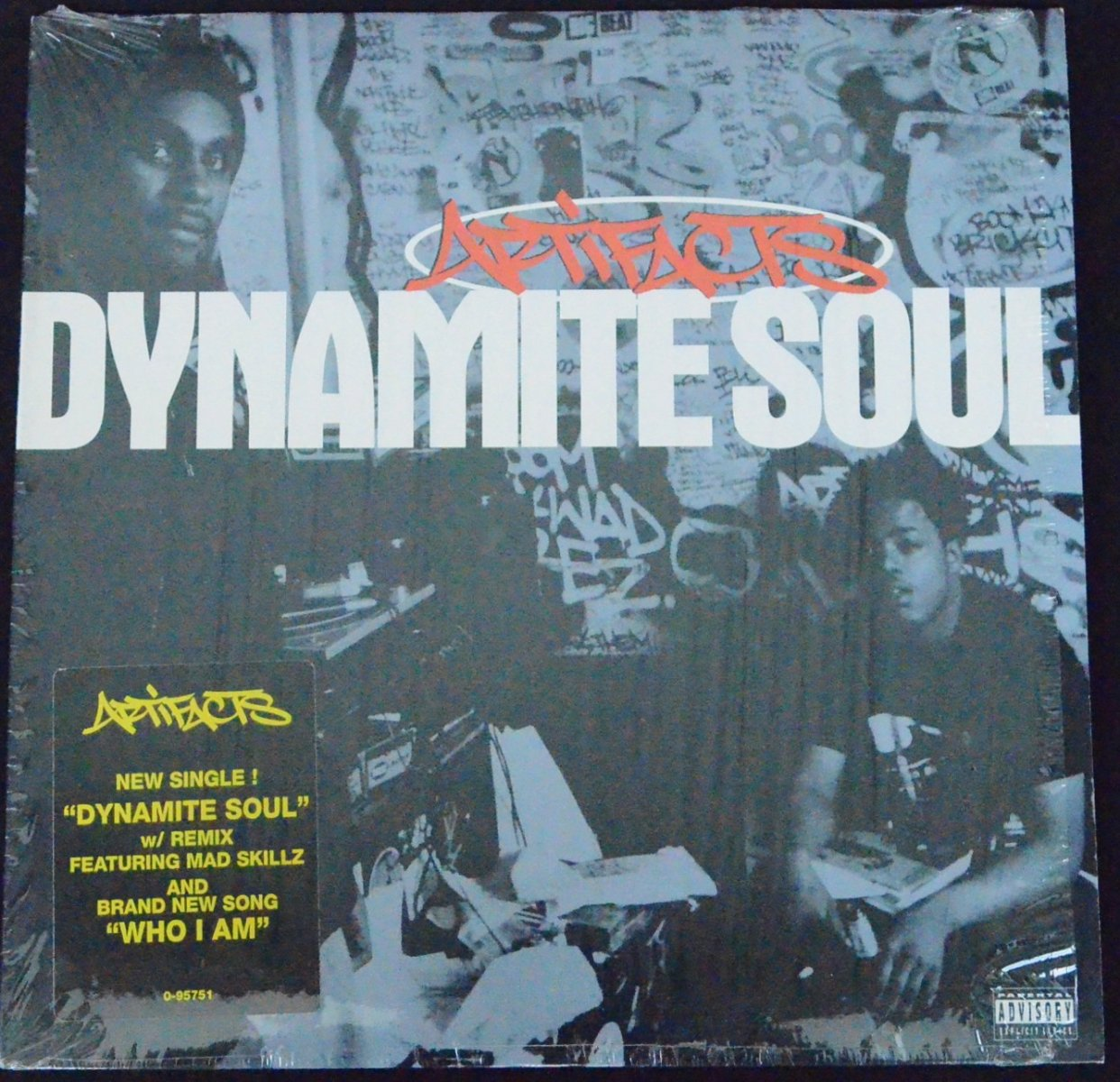 ARTIFACTS ‎/ DYNAMITE SOUL / WHO I AM (12