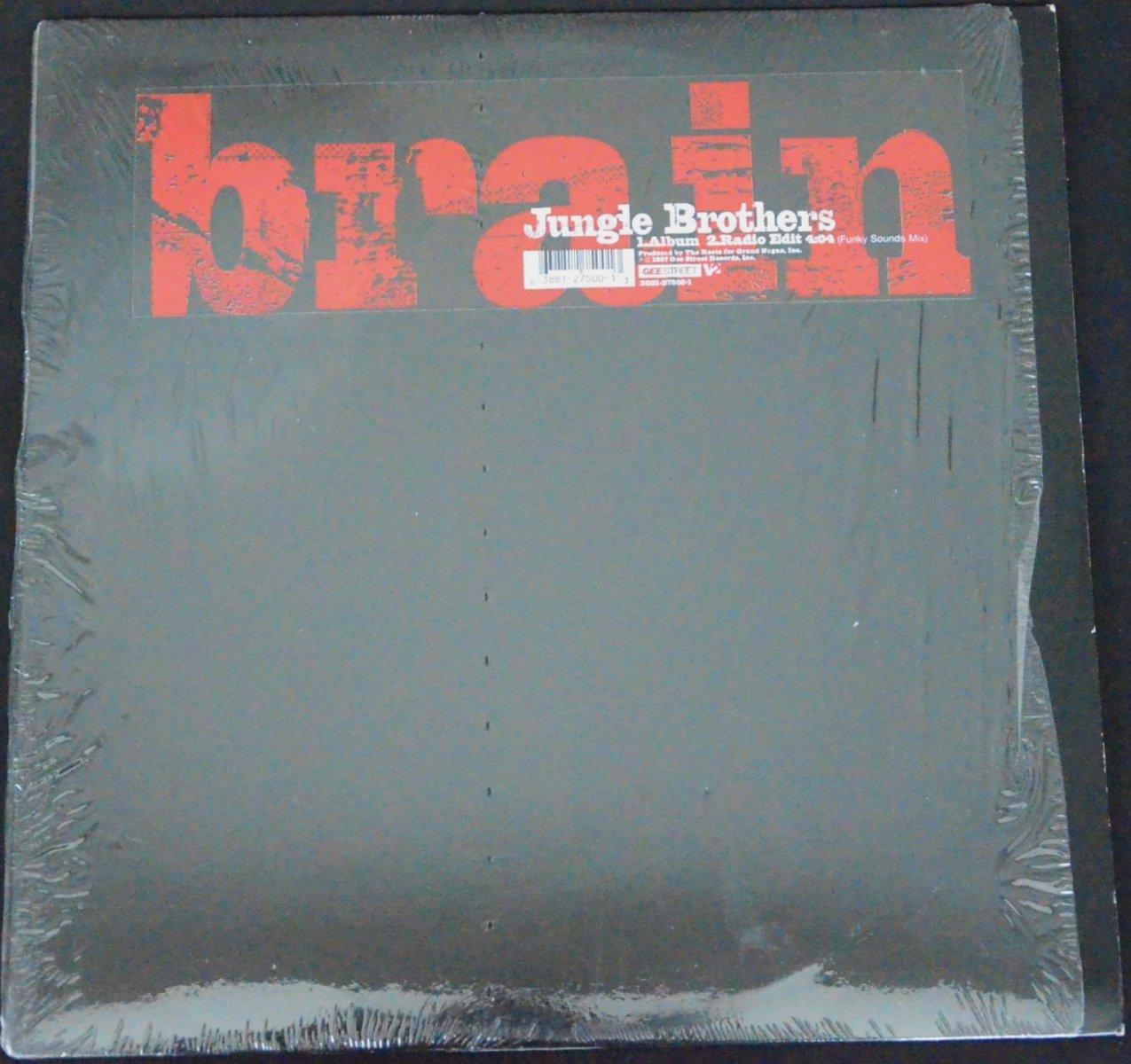 JUNGLE BROTHERS / BRAIN (12