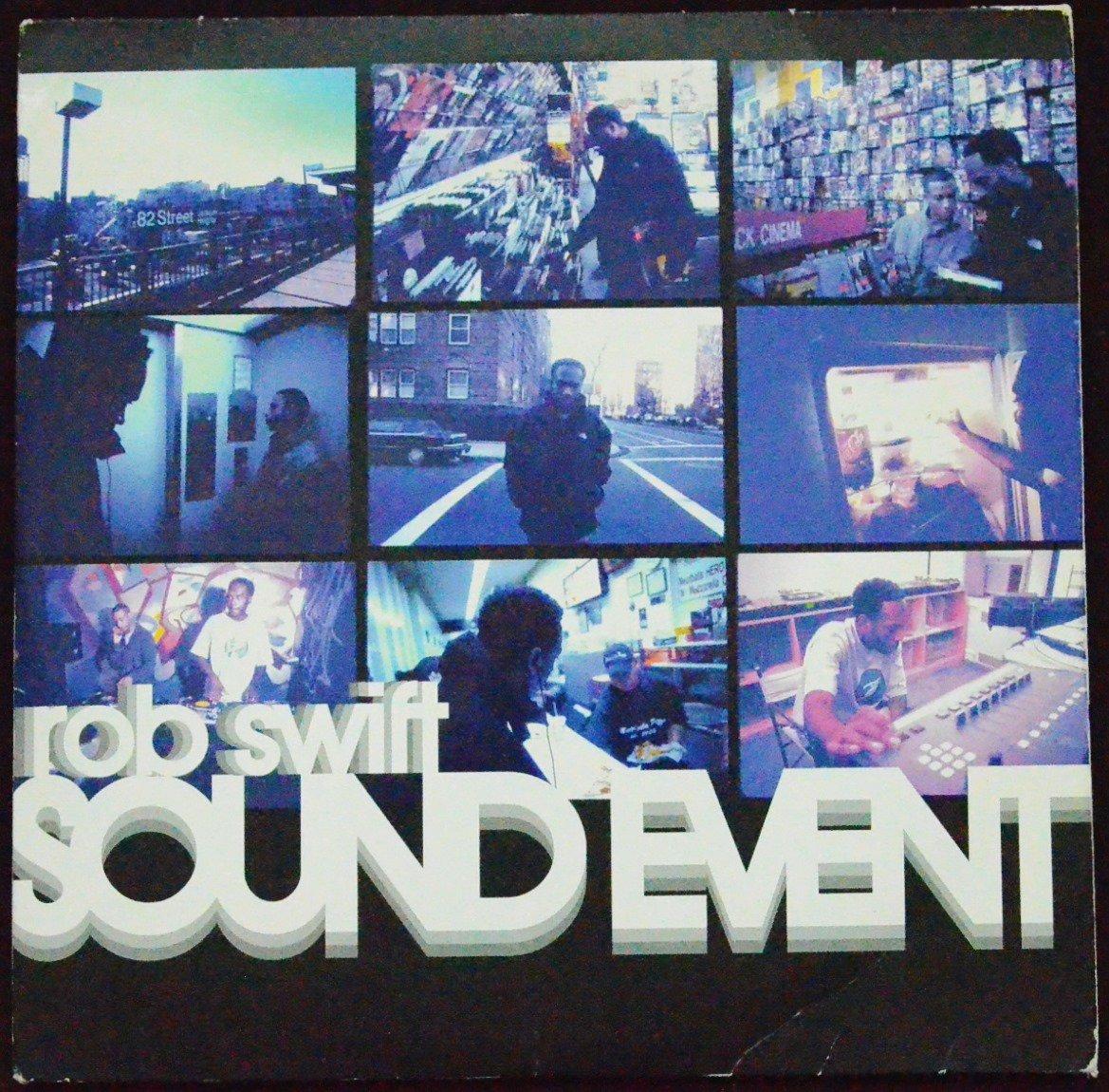 ROB SWIFT / SOUND EVENT (2LP)