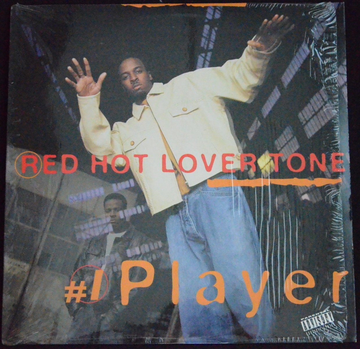 RED HOT LOVER TONE ‎/ #1 PLAYER (1LP)