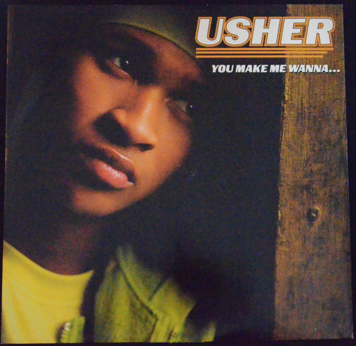 USHER ‎/ YOU MAKE ME WANNA (12