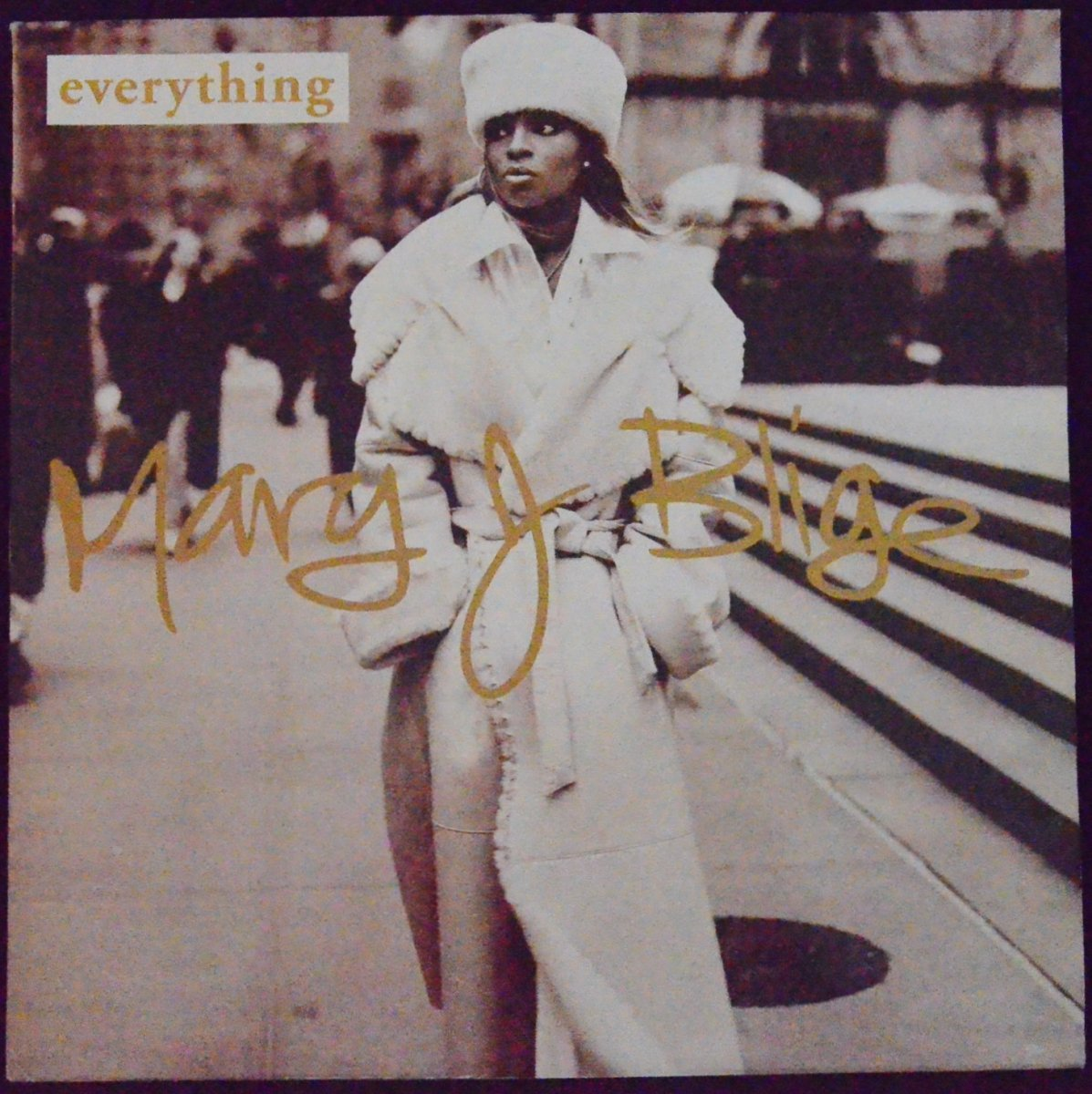 MARY J. BLIGE ‎/ EVERYTHING (12