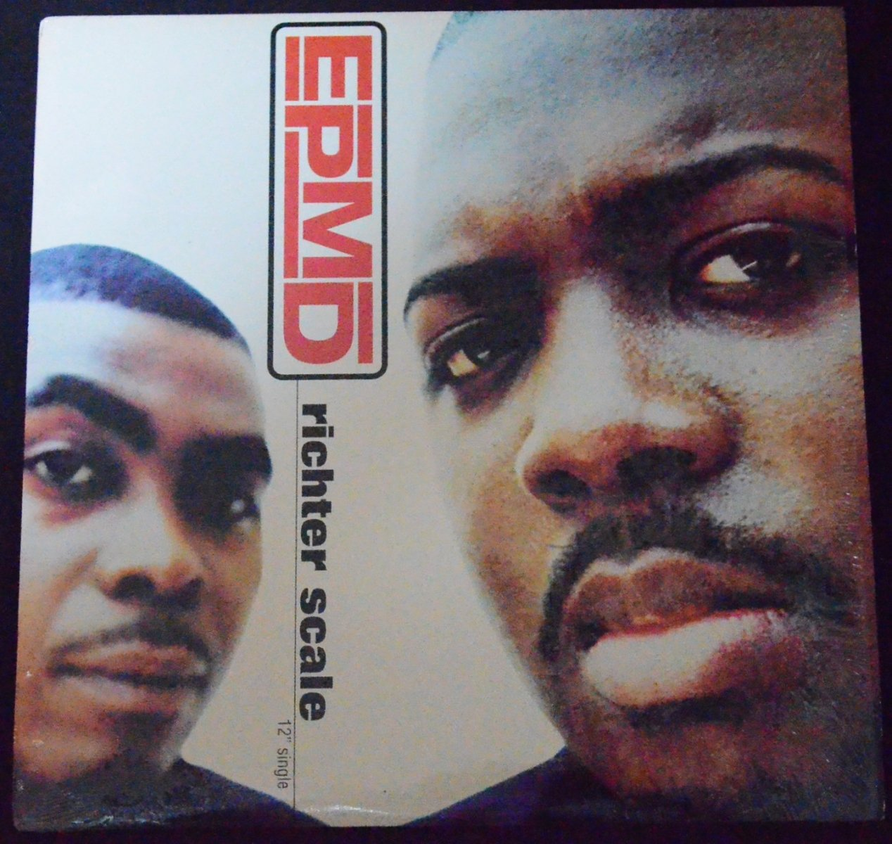EPMD ‎/ RICHTER SCALE / INTRIGUED (12