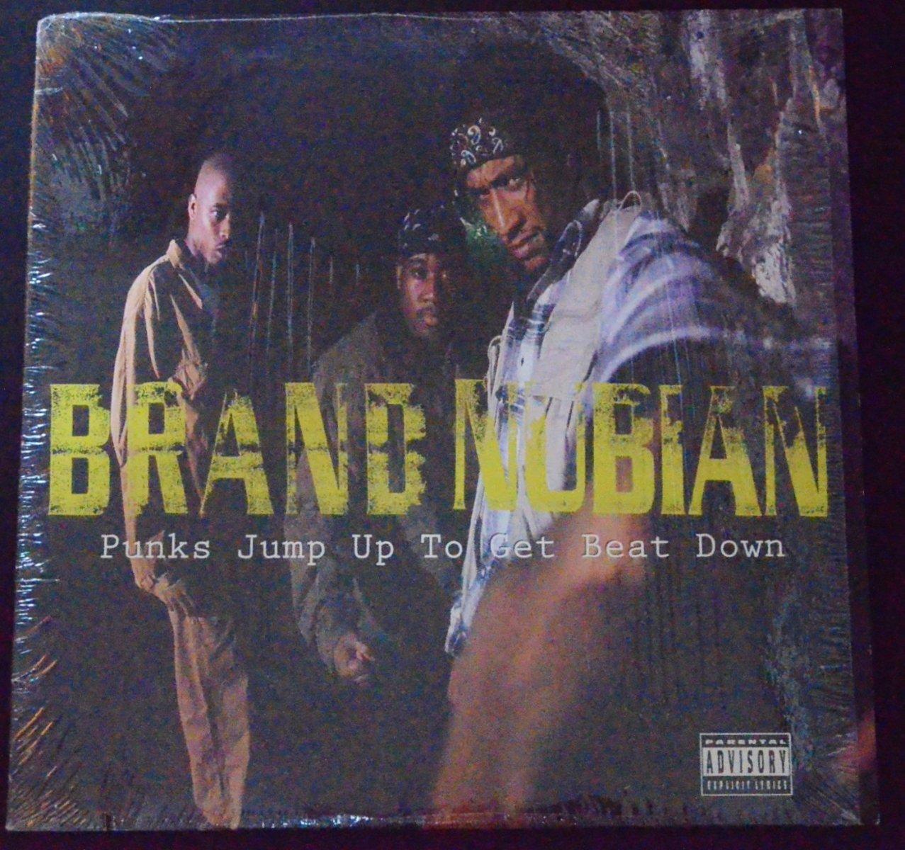 BRAND NUBIAN / PUNKS JUMP UP TO GET BEAT DOWN / DIAMOND D REMIX (12