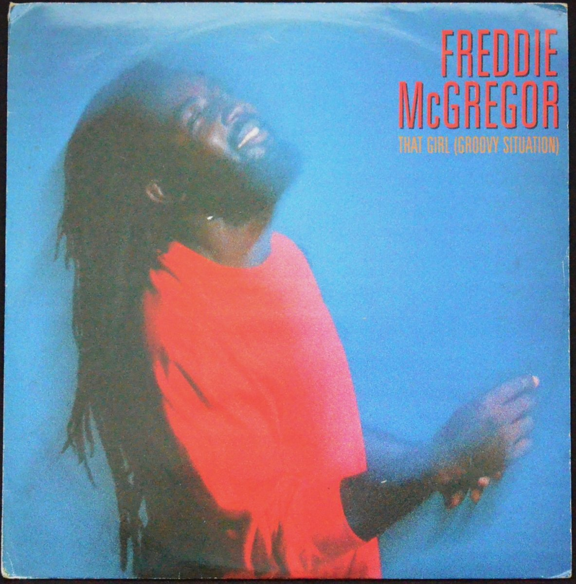 FREDDIE MCGREGOR ‎/ THAT GIRL (GROOVY SITUATION) (12