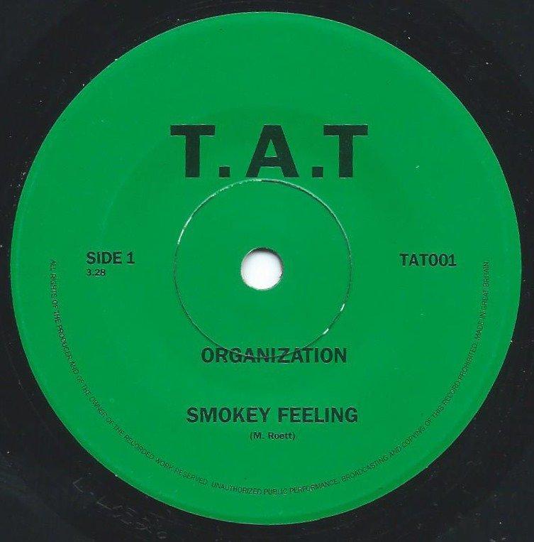 ORGANIZATION / SMOKEY FEELING / PERSONALITY SCENE (7