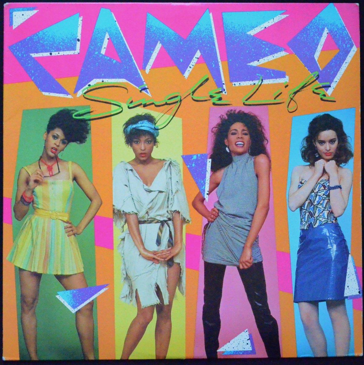 CAMEO / SINGLE LIFE (LP)