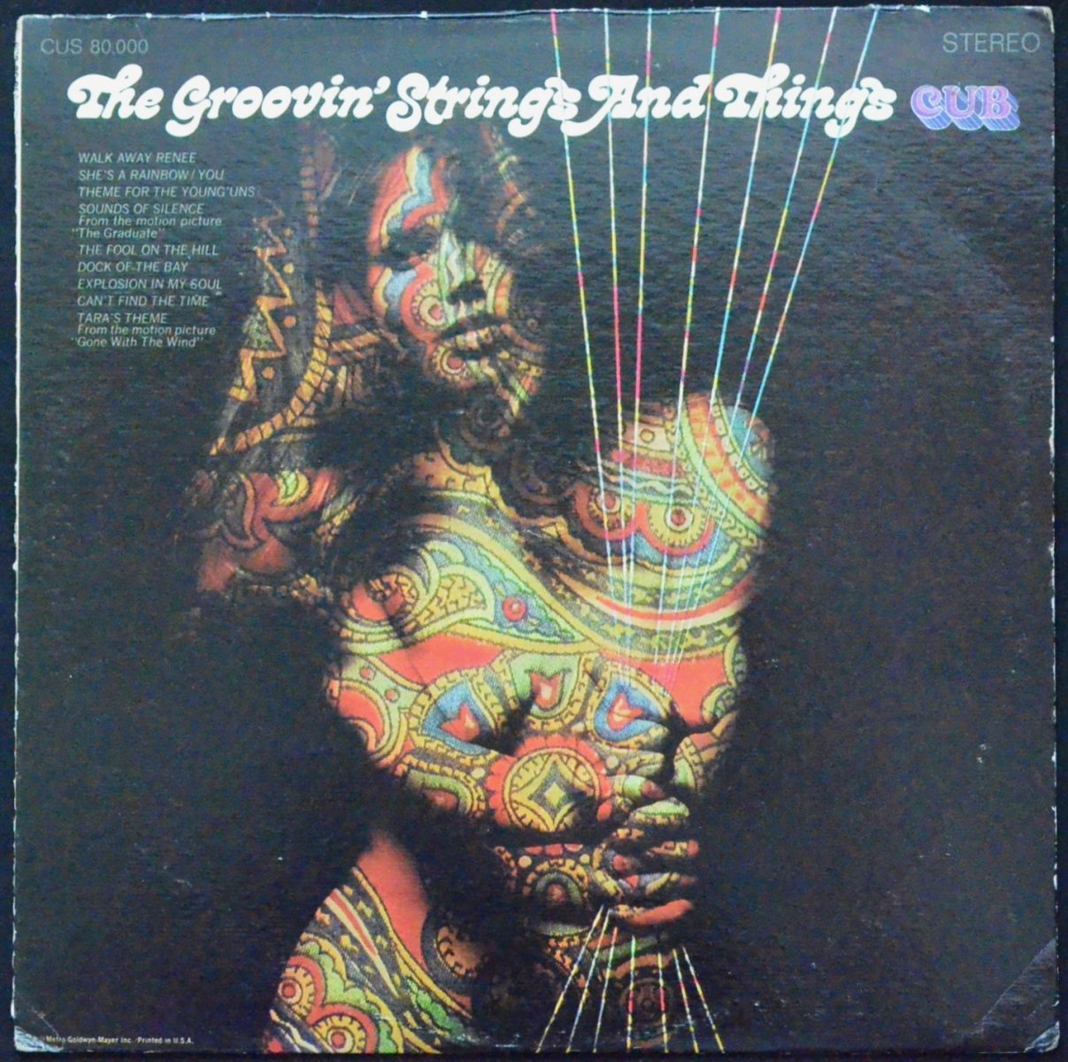 THE GROOVIN' STRINGS AND THINGS / THE GROOVIN' STRINGS AND THINGS (LP)