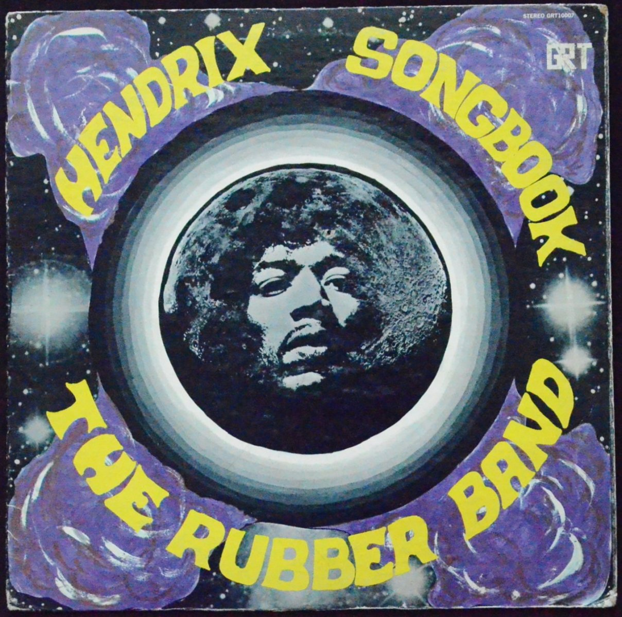 THE RUBBER BAND / HENDRIX SONGBOOK (LP)