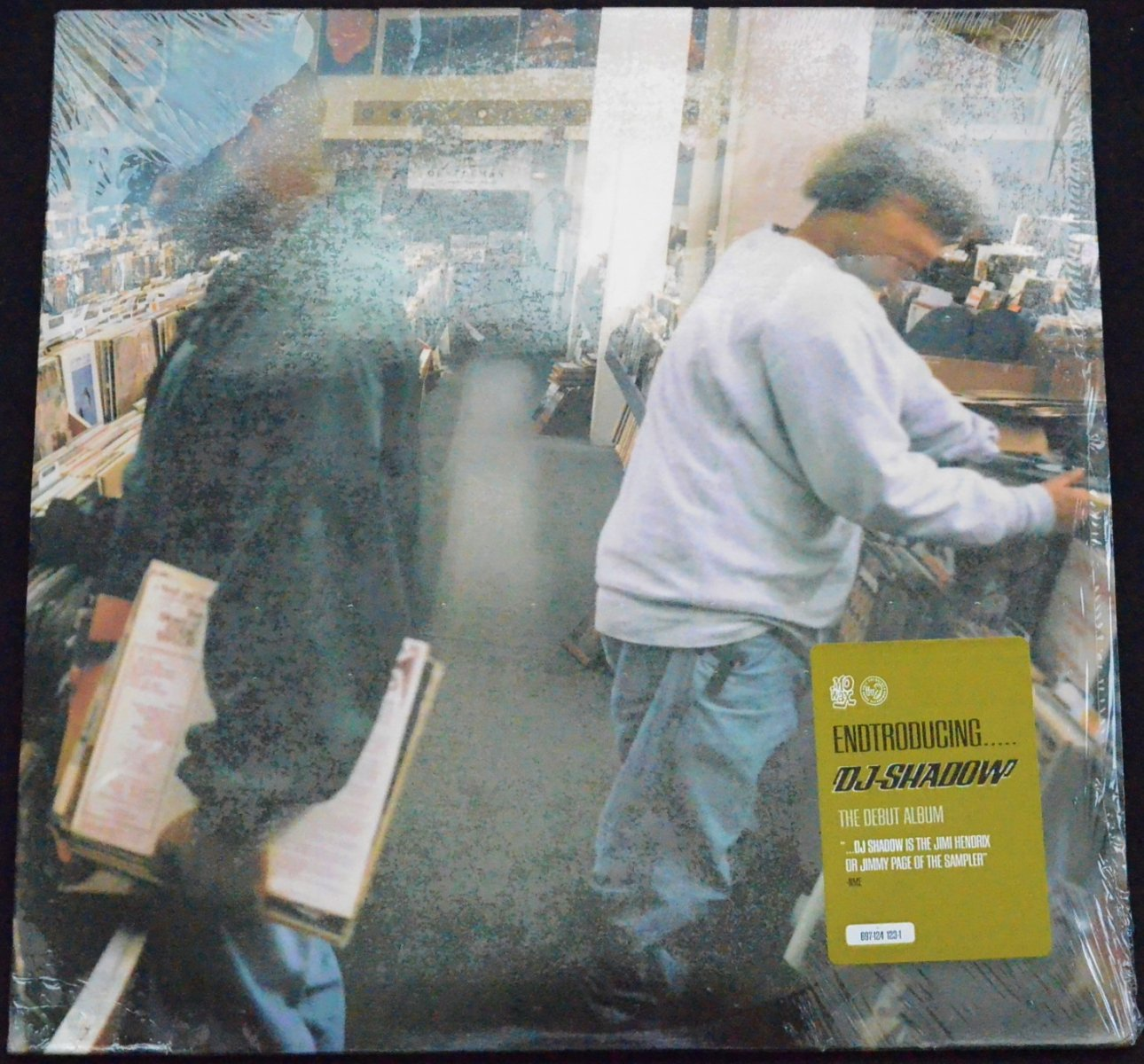 DJ SHADOW / ENDTRODUCING..... (2LP)