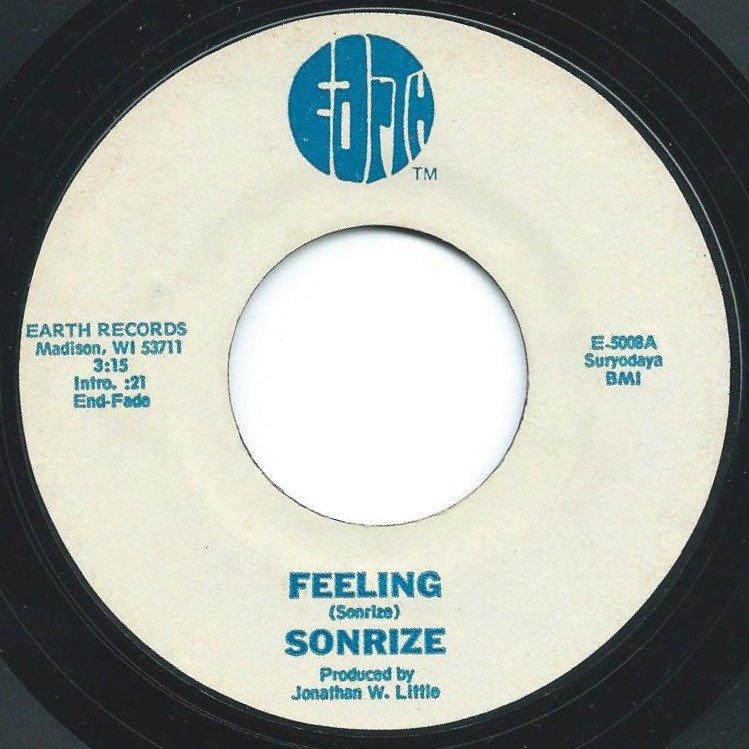 SONRIZE / FEELING / SONRIZE (THEME) (7