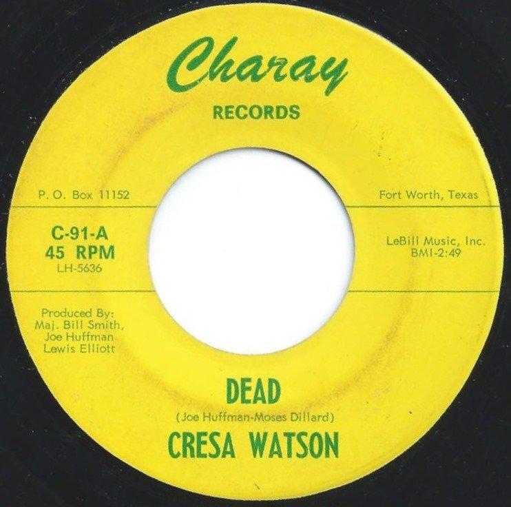CRESA WATSON / DEAD / ALPINE WINTER (7