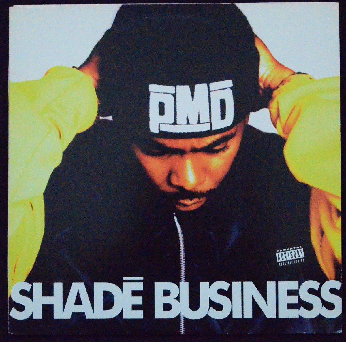PMD / SHADĒ BUSINESS (SHADE BUSINESS) (1LP)