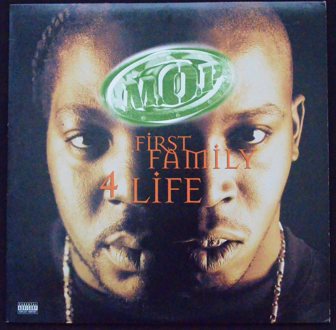 M.O.P. ‎/ FIRST FAMILY 4 LIFE (2LP)