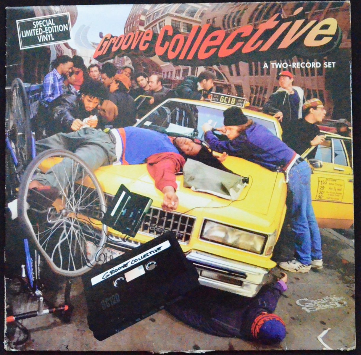 GROOVE COLLECTIVE / GROOVE COLLECTIVE (2LP)