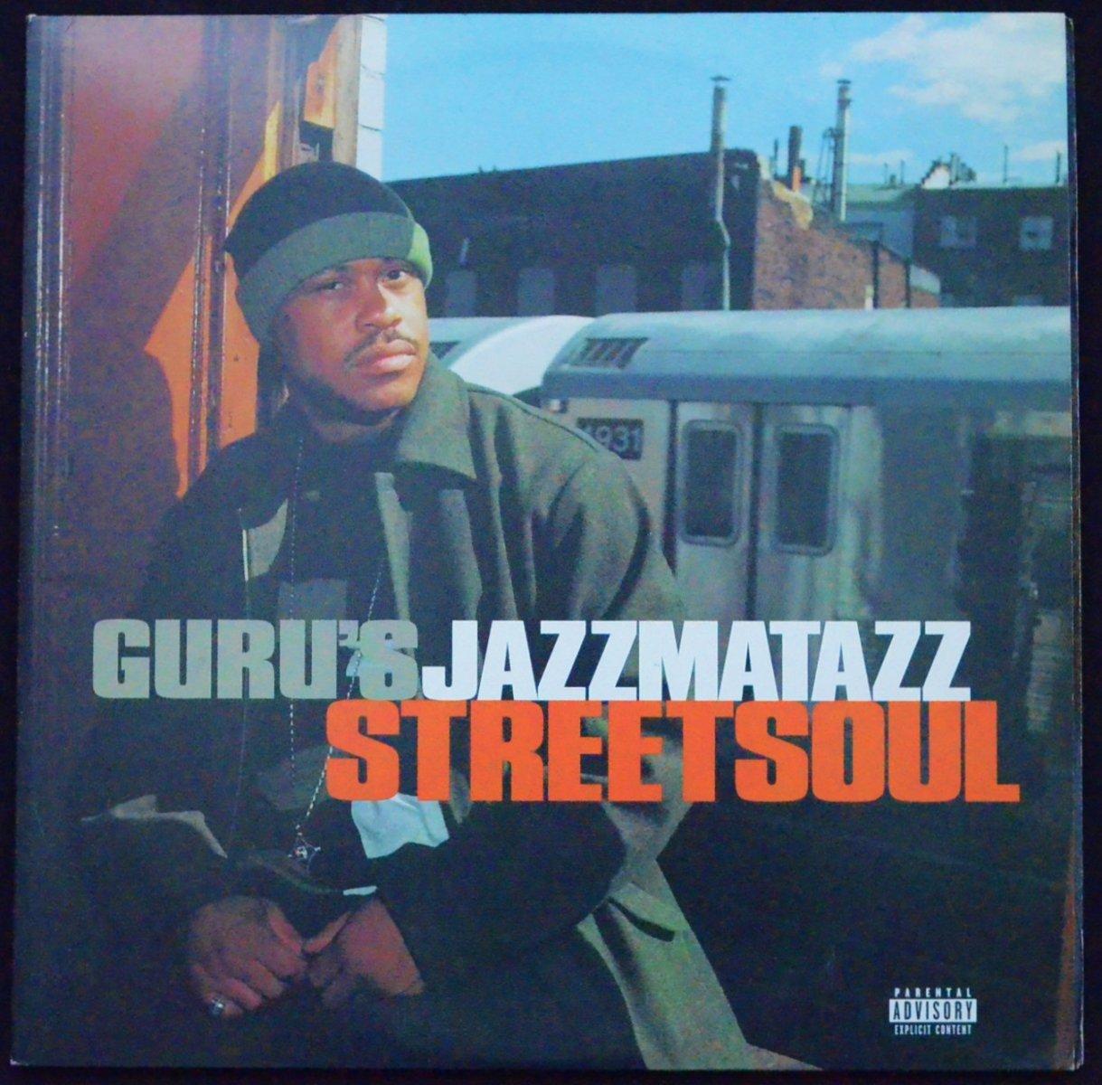 GURU / JAZZMATAZZ (STREETSOUL) (2LP)