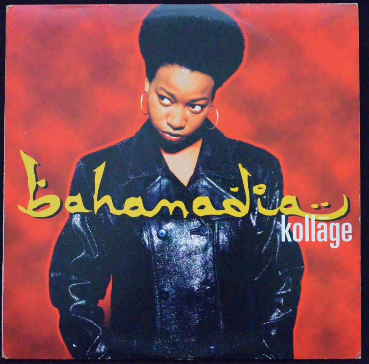 BAHAMADIA / KOLLAGE (1LP)