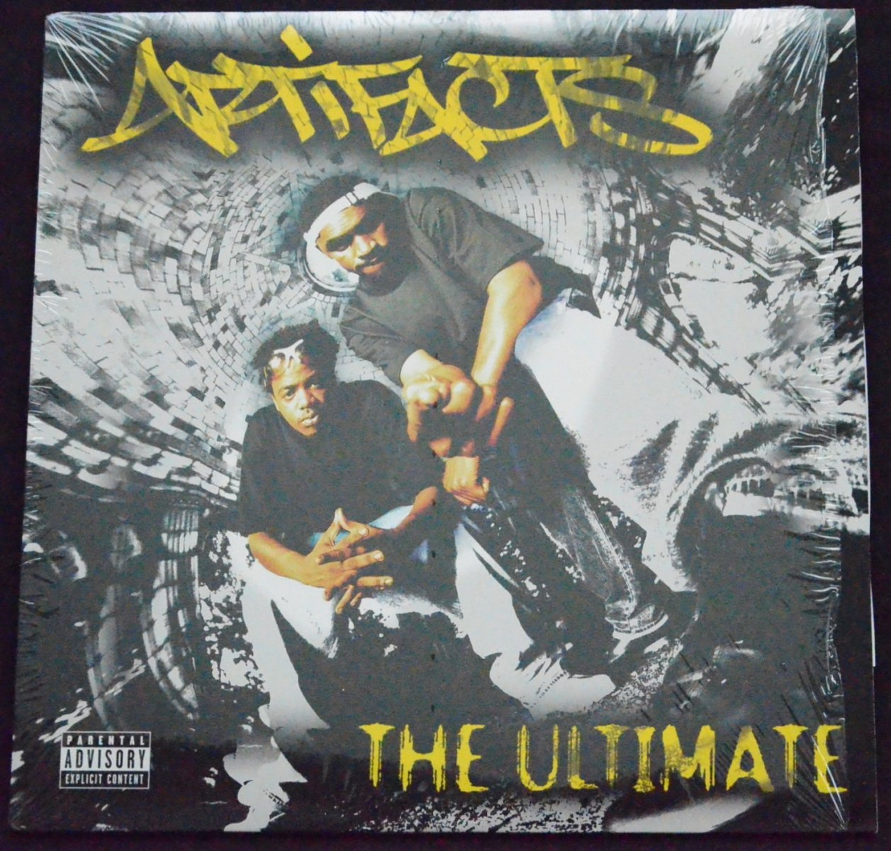 ARTIFACTS ‎/ THE ULTIMATE (PROD BY BABY PAUL EX DA BEATMINERZ) / SHOWBIZ REMIX (12
