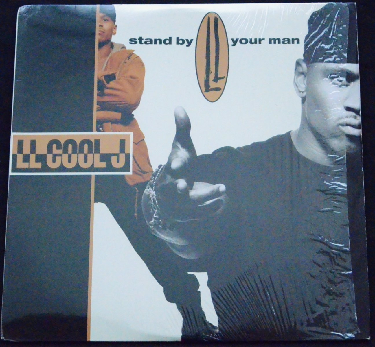 LL COOL J ‎/ STAND BY YOUR MAN / SOUL SURVIVOR (12