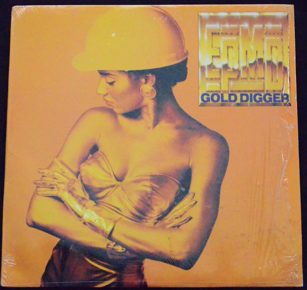 EPMD ‎/ GOLD DIGGER / RAP IS OUTTA (12