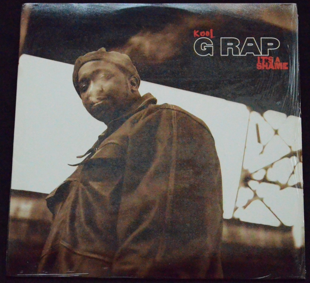KOOL G RAP ‎/ IT'S A SHAME (12