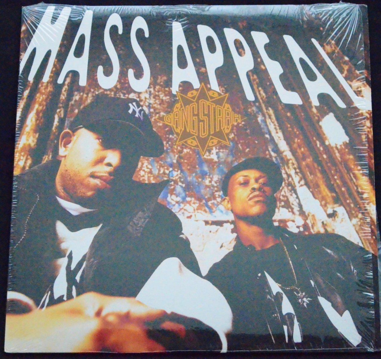 GANG STARR / MASS APPEAL (12