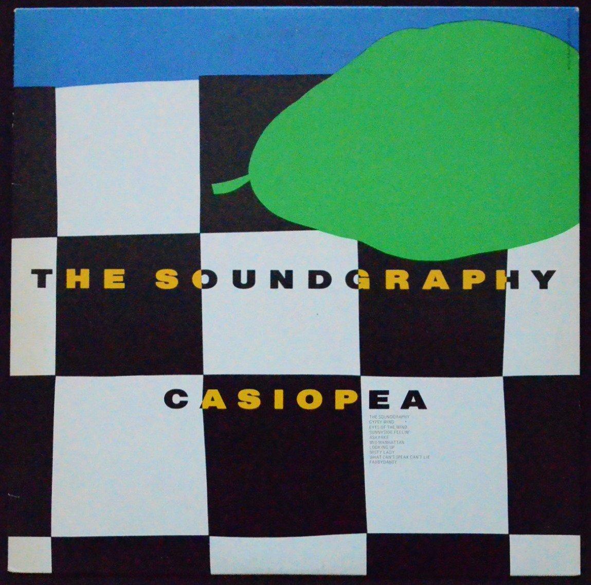 カシオペア CASIOPEA / ザ・サウンドグラフィー THE SOUNDGRAPHY (LP)