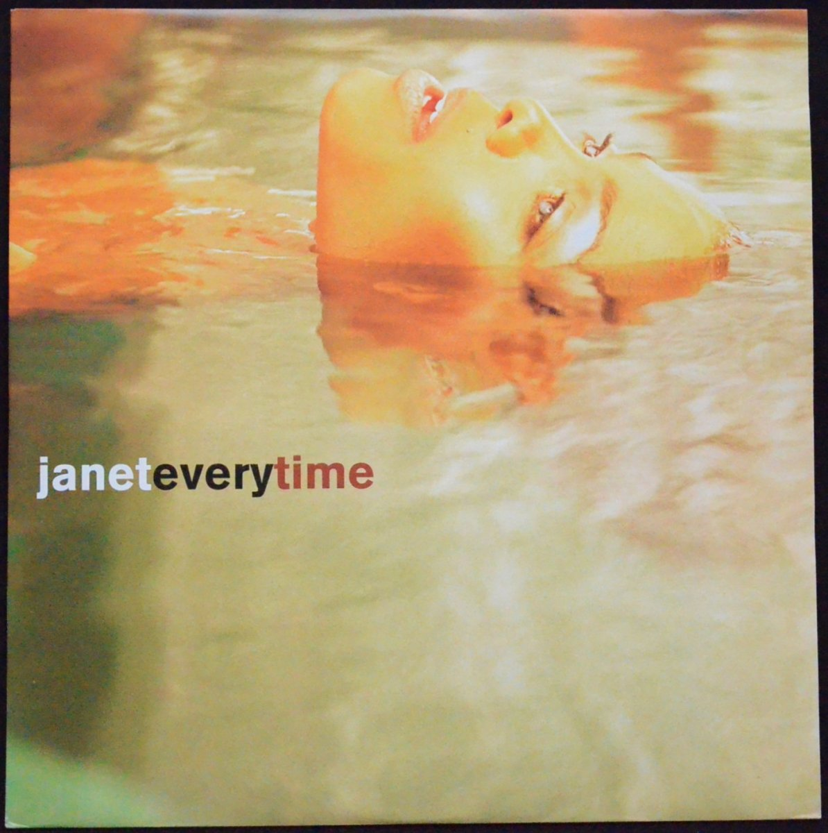 JANET JACKSON / EVERY TIME (12