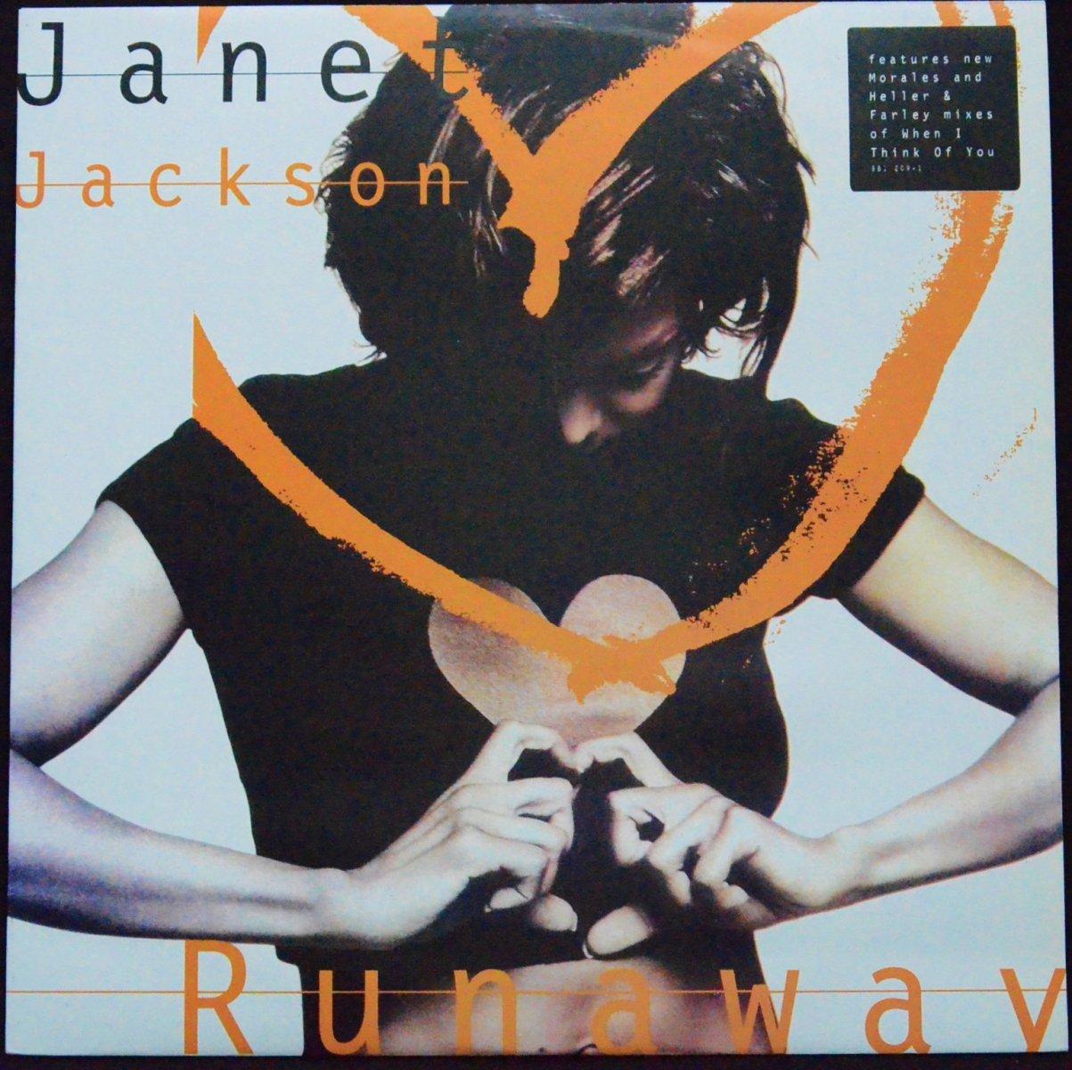 JANET JACKSON / RUNAWAY (12