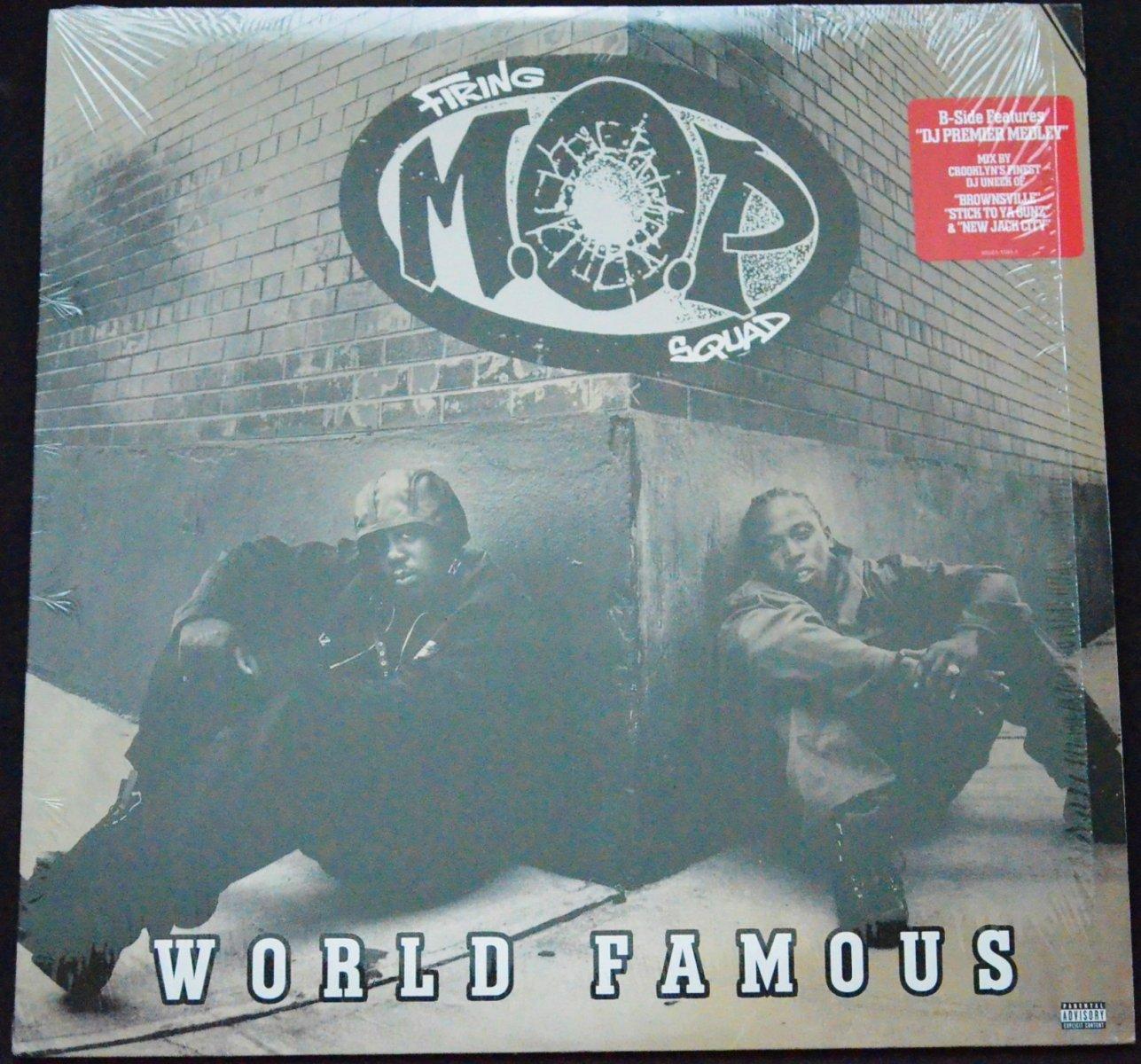 M.O.P. / WORLD FAMOUS / DJ PREMIER MEDLEY (12