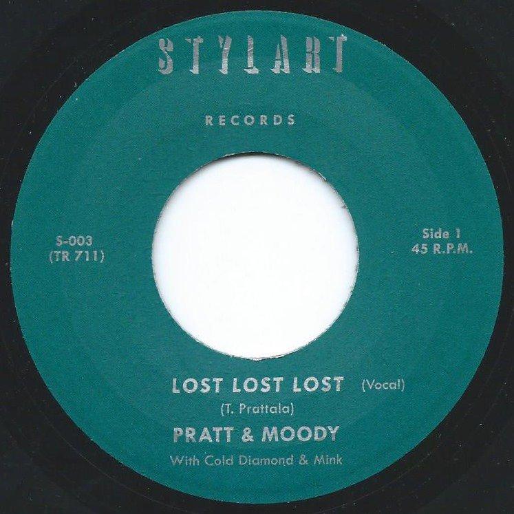 PRATT & MOODY WITH COLD DIAMOND & MINK / LOST LOST LOST (7