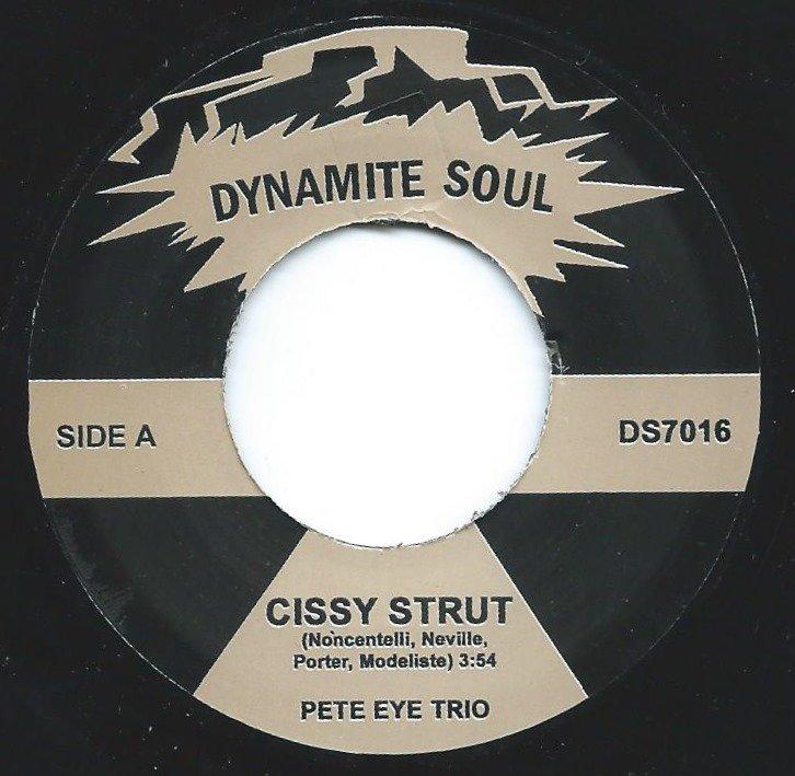 PETE EYE TRIO / LANCASTER KIWANIS STEEL BAND / CISSY STRUT (7