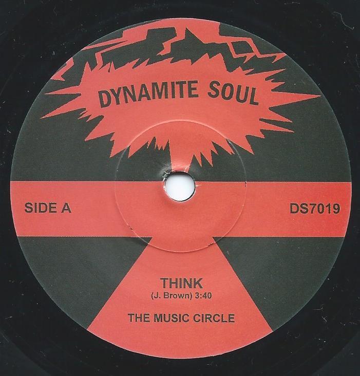 THE MUSIC CIRCLE / THINK / CHAMELEON (7
