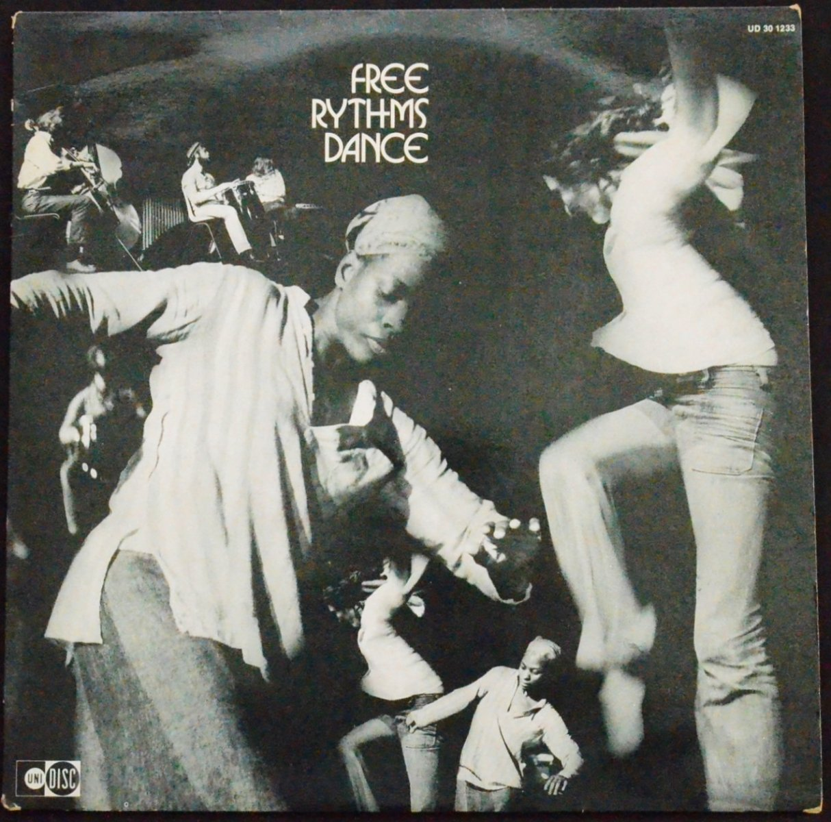 FREE DANCE SONG ‎/ FREE RYTHMS DANCE (LP)