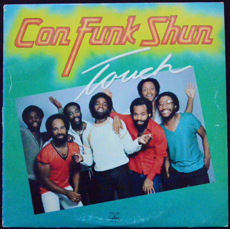 CON FUNK SHUN / TOUCH (LP)