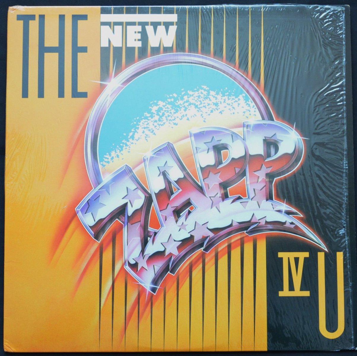ZAPP / THE NEW ZAPP IV U (LP)