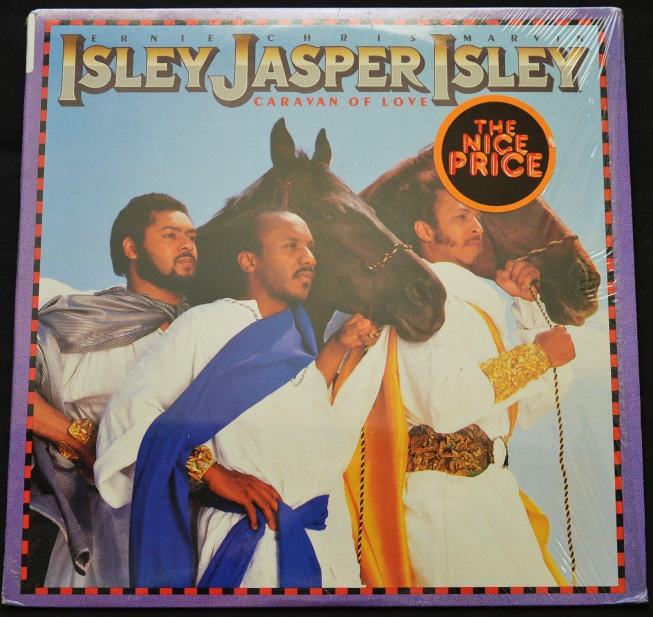 ISLEY JASPER ISLEY / CARAVAN OF LOVE (LP)