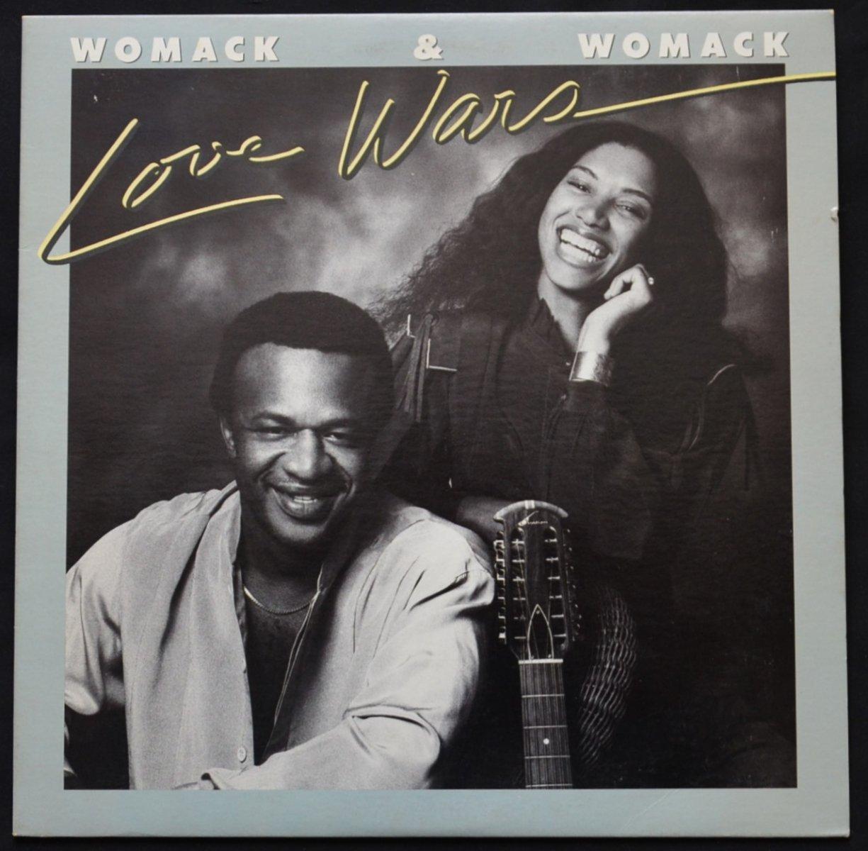WOMACK & WOMACK / LOVE WARS (LP)