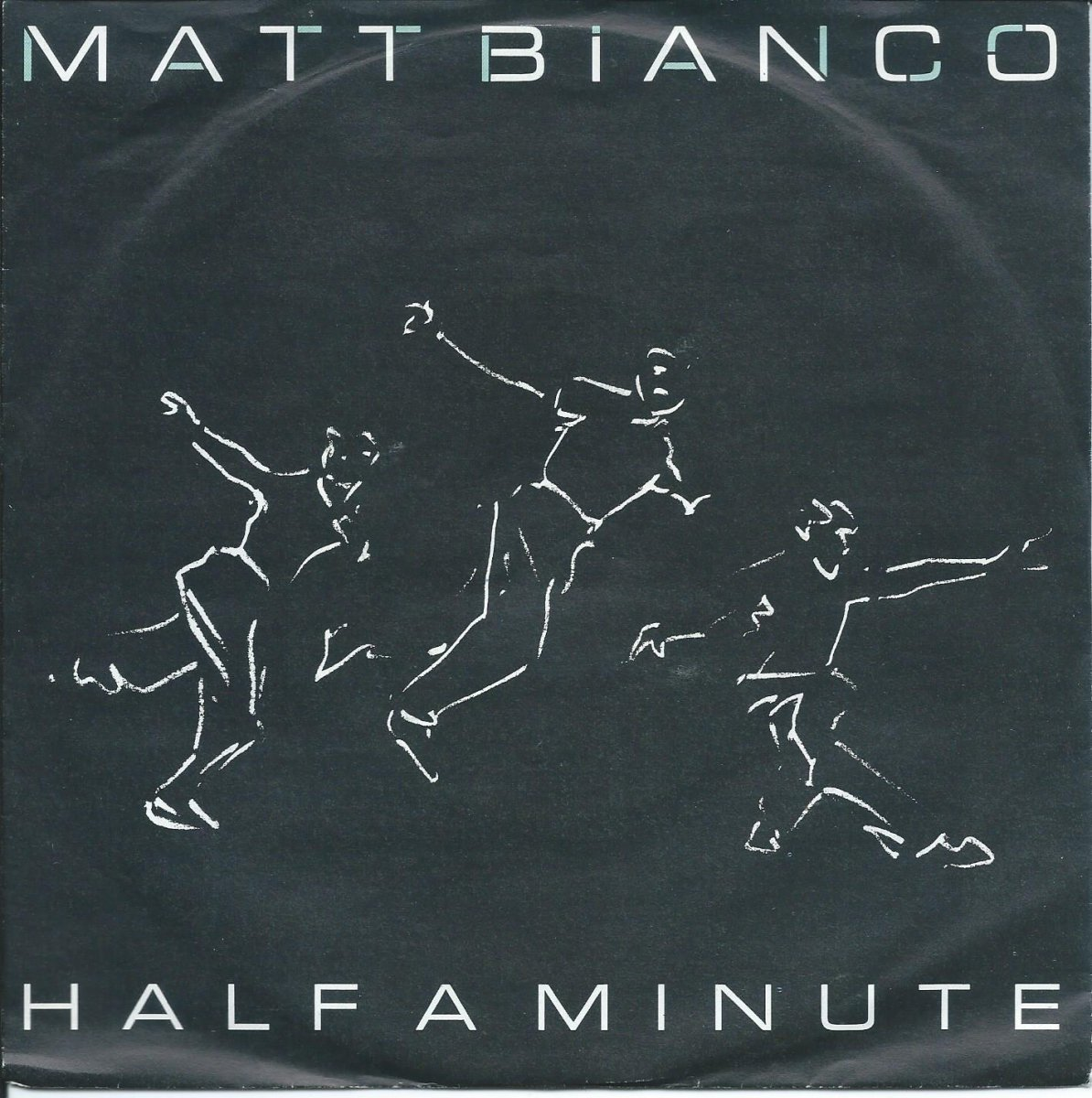 MATT BIANCO ‎/ HALF A MINUTE / MATT'S MOOD II (7
