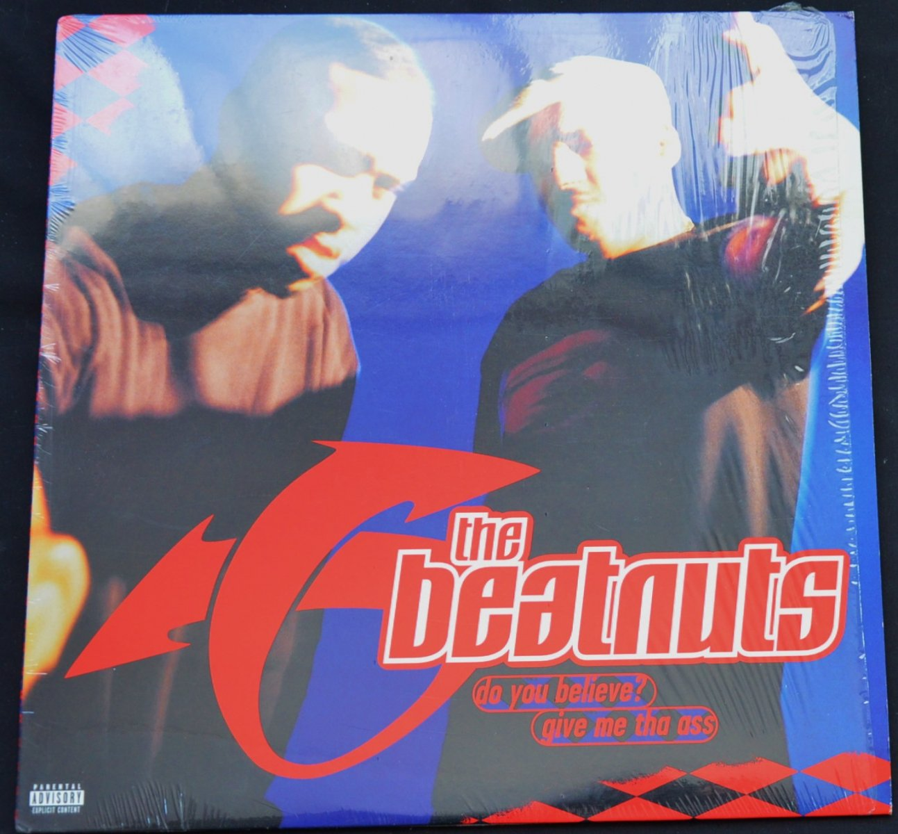 THE BEATNUTS / DO YOU BELIEVE? / GIVE ME THA ASS (12