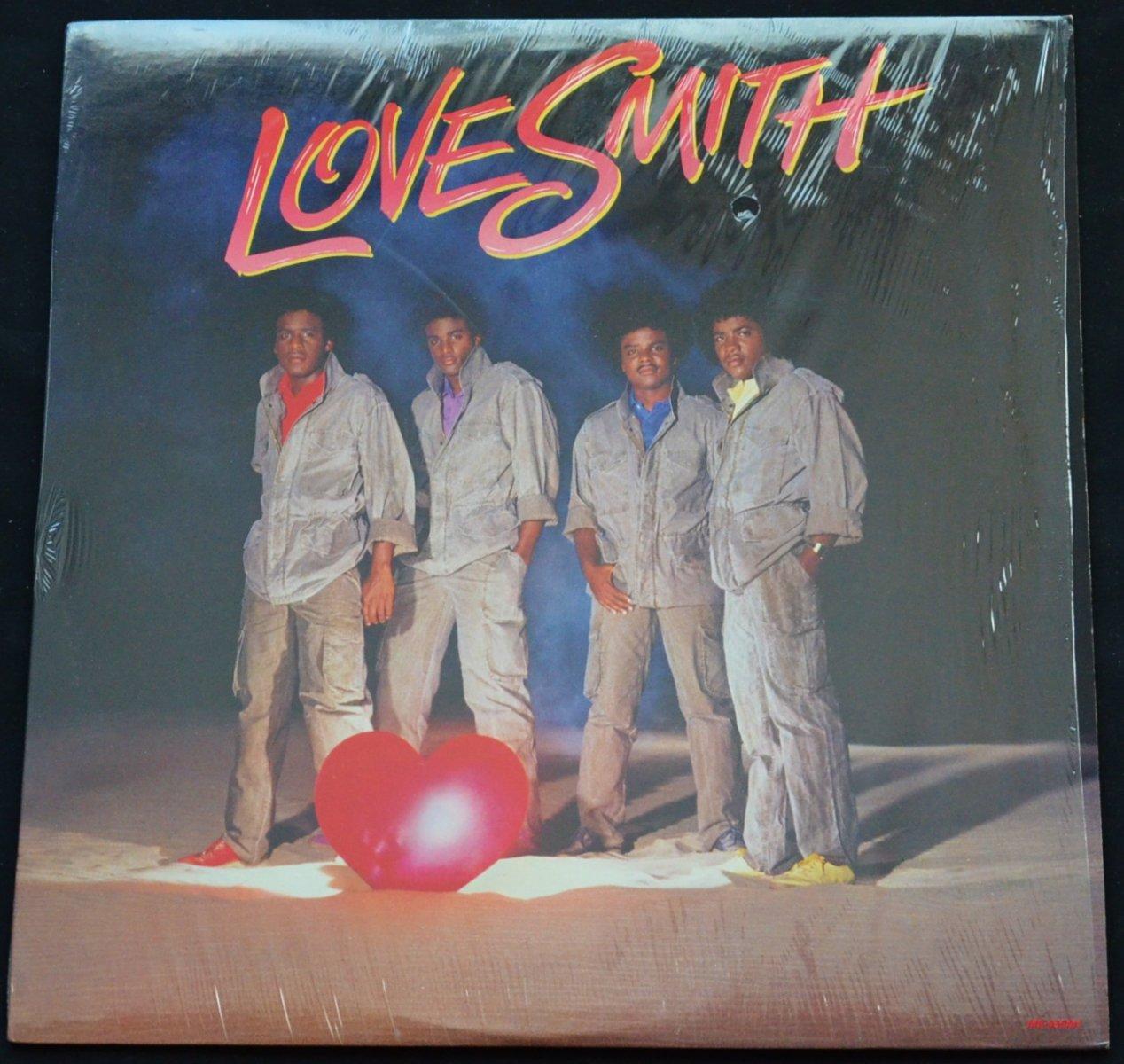 LOVESMITH / LOVESMITH (LP)