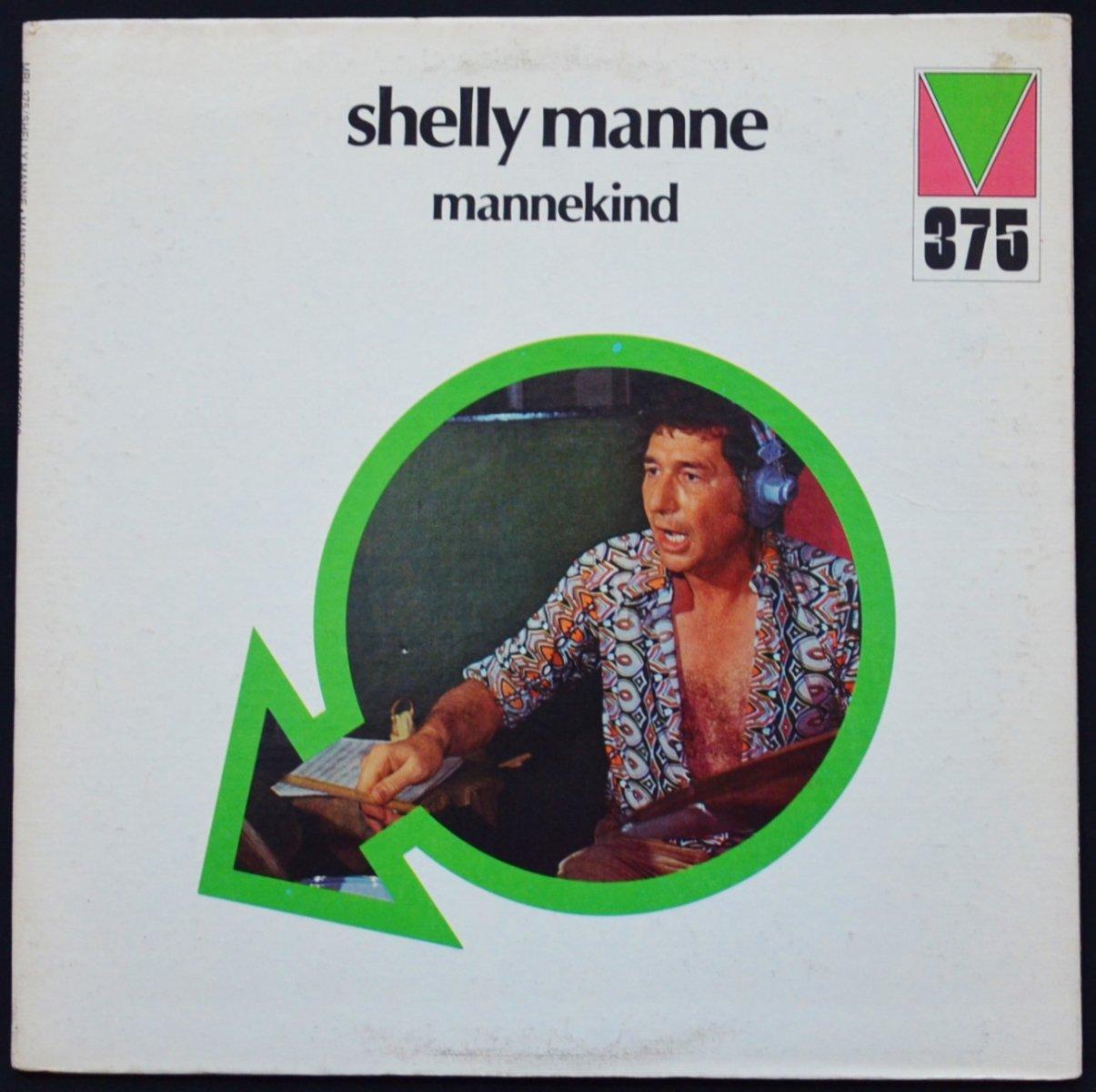 SHELLY MANNE / MANNEKIND (LP)