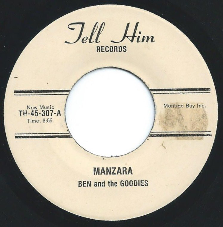BEN AND THE GOODIES / MEDITATION / MANZARA (7