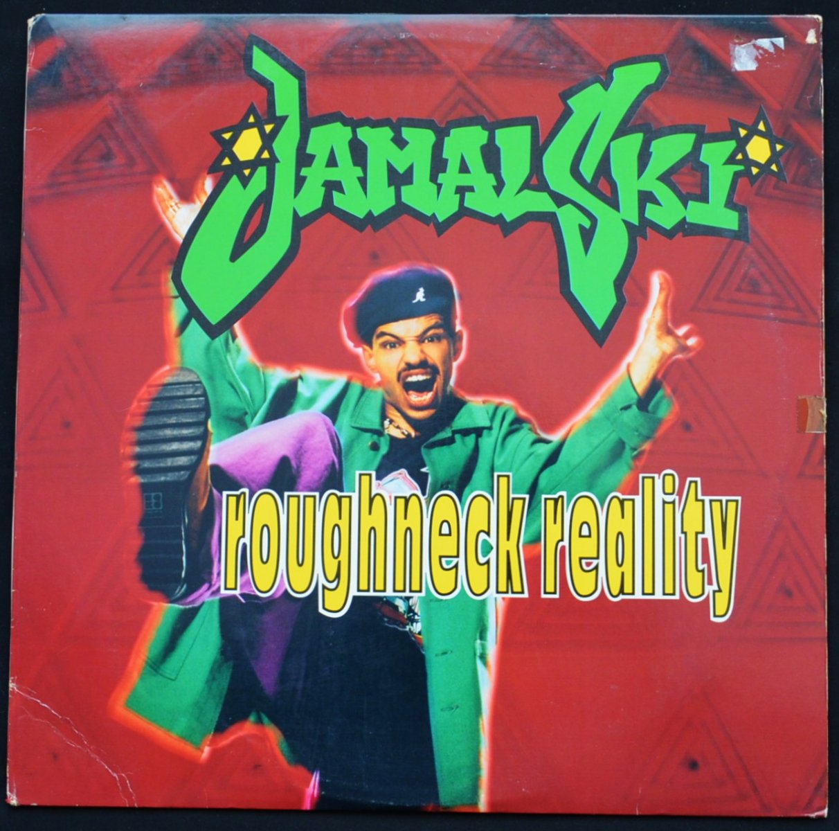 JAMAL SKI / ROUGHNECK REALITY (1LP)