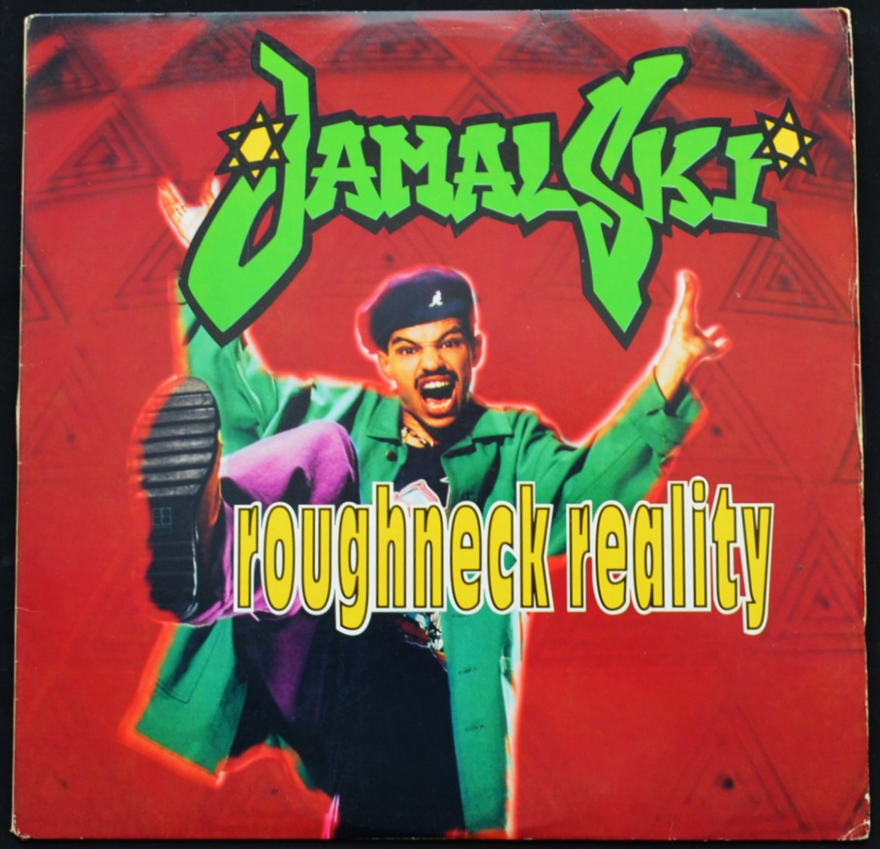 JAMAL SKI / ROUGHNECK REALITY (1LP)